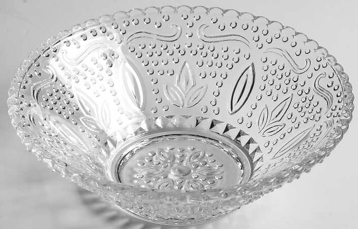Federal Glass Heritage small fruit dessert bowl